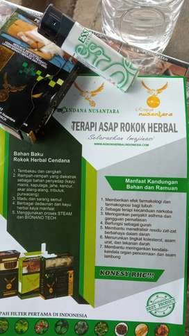 Terapi asap herbal