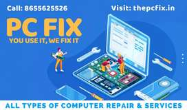 Computer repair and services All Over Mumbra.