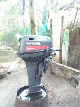 Yamaha 9.9 hp outboard engine