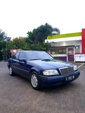 Mercedes Benz C200 Mt 1995 (Cirebon)