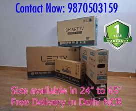 """(NEW) 65"""" Smart Android Led Tv"""
