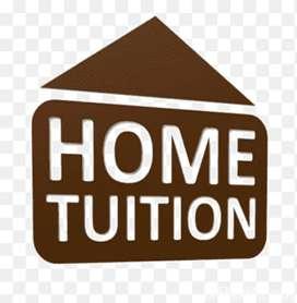 Home Tuition undertaken