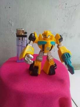 Bumblebee kuning SERI DOTM  action figure HASBRO ORIGINAL