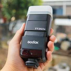 Flash Godox TT350 TT350s untuk SONY