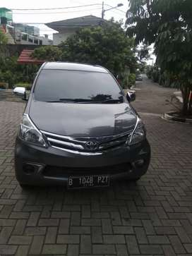 Toyota Avanza 1.3 G Manual 2013 Double Airbags