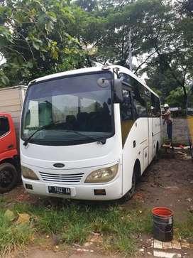 Bus bekas 2008 mitsubitshi FE84 KM150.000