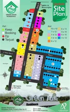 Tanah Kavling Murah - Lokasi Strategis