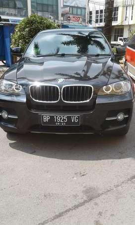 BU BMW X6 THN 2013 Hitam Triptonic