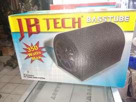 Tabung Bastube Jb tech 10 inch bulat 350 W aktif