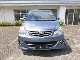 Avanza S 2011 manual pajak jalan