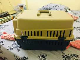 pet carrier for sale-4 months old