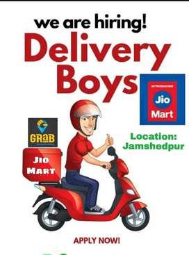 Delivery boy ( grab)