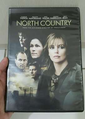 Dvd Original North Country Charlize Theron