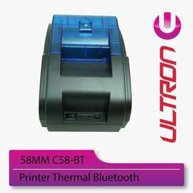 Printer Kasir Thermal Bluetooth 58MM C58-BT ULTRON Solo Micro