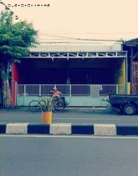 Tempat usaha Raya Kapas krampung Siap huni, Nol jalan Raya, Strategis