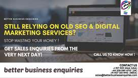 Get your products sold within days with Better Business Enquiries