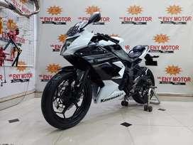 02 Kawasaki Ninja RR mono ABS th 2014 iritnya banget #Eny Motor#