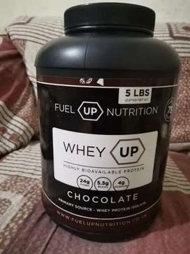 Whey up highly bioavailable protein