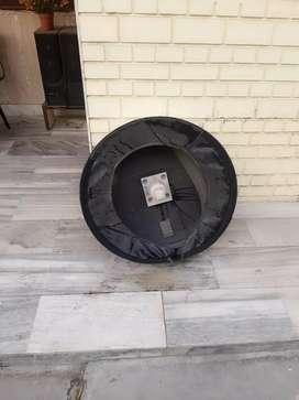 Tata Safari back tyre cover