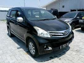 Toyota Avanza MT 2014 (harga lelang)