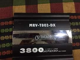 Amplifier chicago