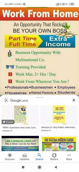 Part time/full time business opportunity