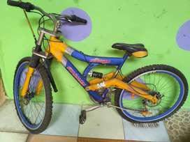 Jual cepat sepeda merk starmon