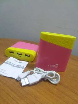 Power bank Mag ese _ 3 ports available quick chrg