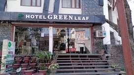 Sales Manager for 2 Star Hotel and Roof Top Restaurant in Haridwar