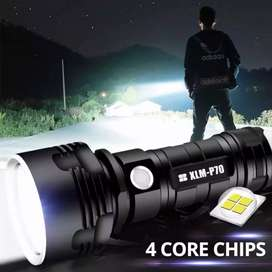 HS Senter LED High Power XLM P70 50W 1000 Lumens Waterproof