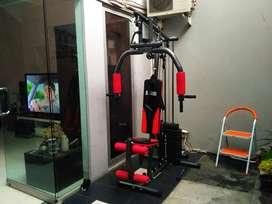 Home Gym 1 Sisi TL 001 Alat Olahraga Beban 75kg