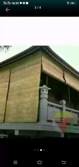 Tirai bambu keryy