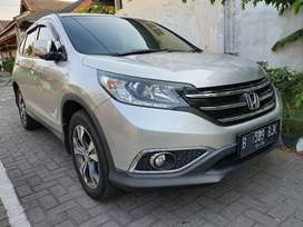 All New CR-V 2.4 Prestige 2013 New Like