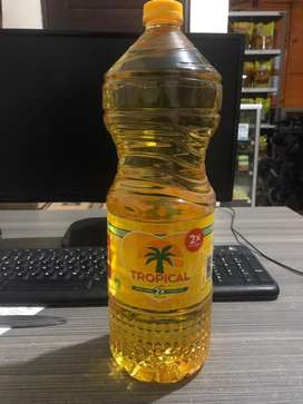 Minyak Goreng Tropical Botol 2 liter
