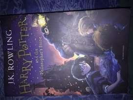 Harry potter book part -1