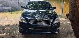Toyota Innova V Bensin Manual