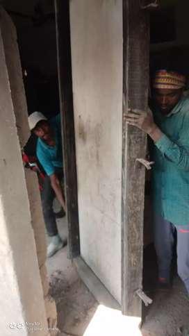 Door&DoorFrame. Pure Sakhwa