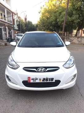 Hyundai Verna Fluidic 1.4 CRDi, 2015, Diesel