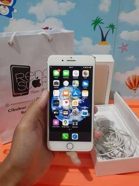 Jual Iphone 7+ 32gb original 100% nego