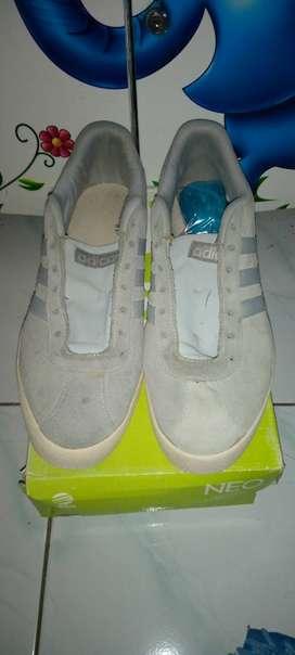 Sepatu Adidas Neo Derby Big Size 45