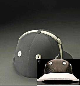 best QUALITY POLO HELMET with Face Guard SIZE Medium approx 56cm