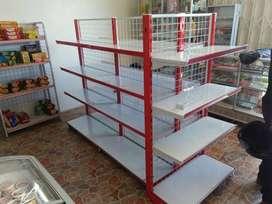 Rak Minimarket Batusangkar