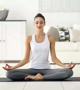 Yog for healthy living