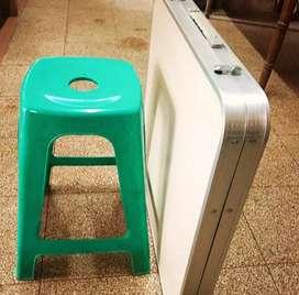 Meja lipat koper Murahhh Multiguna utk meja makan main remi/gaple