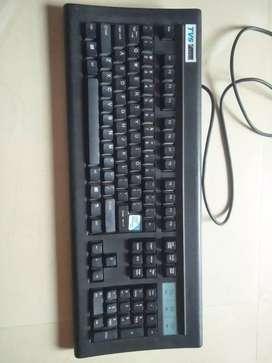 TVS GOLD keyboard