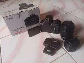 Jual cepat kamera dslr 750D