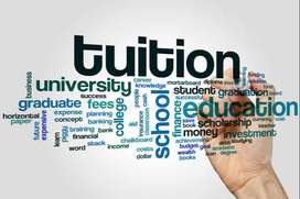 Tuition for gujarati medium.