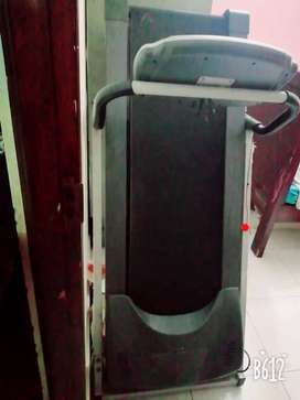 new automatic exercise walk machine only one time used
