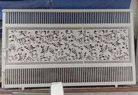 Lingga stel Nerimah pemasangan pagar model kating laser $$86