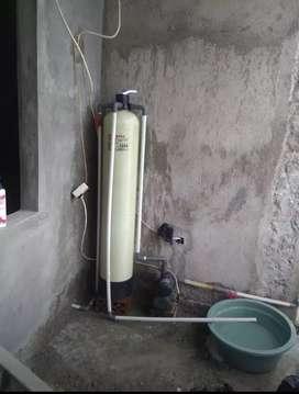 Paketan filter penjernih air zat besi bau mulut rasa